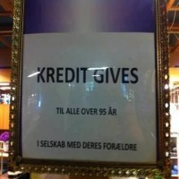 Kredit gives