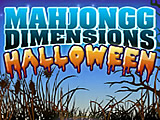 Mahjongg Dimensions Halloween