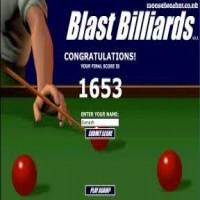 Blast billard