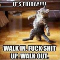 Yees - Det er fredag